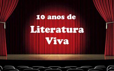 Literatura Viva – 10 anos
