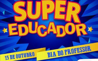 15 de Outubro – Dia do Educador