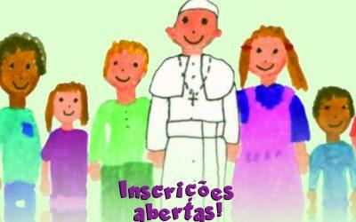Catequese de Primeira Eucaristia – Inscrições Abertas!