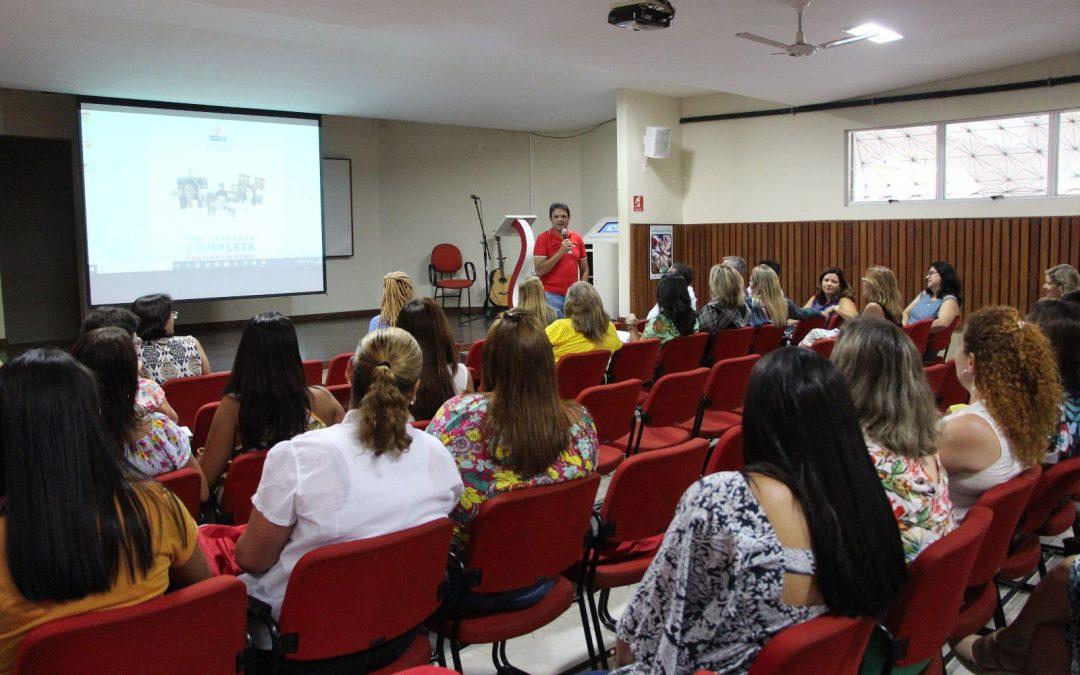1ª Reunião de Pais e Educadores – Ed. Infantil e Fundamental 1