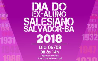 Folheto da Missa de Ex-aluno 2018 para download