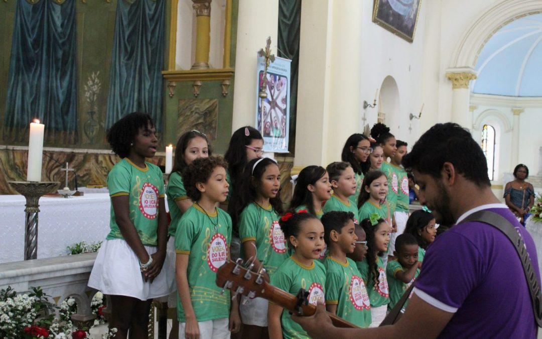 Agenda Coral Vozes do Liceu Salesiano