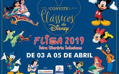 Feira Literária Salesiana (FLISA 2019)