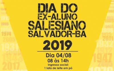 Folheto da Missa de Ex-aluno 2019 para download