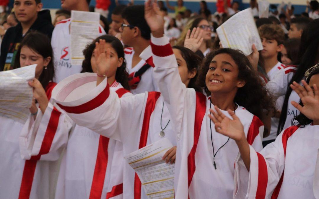 120 anos do Colégio Salesiano do Salvador