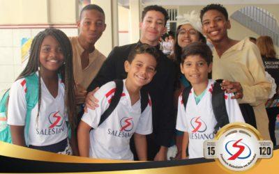 Semana dos 120 Anos do Liceu Salesiano