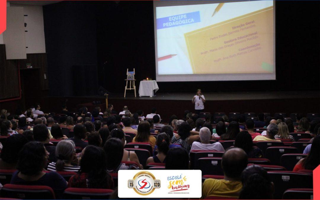 Reunião de Pais e Educadores – Fundamental 2 e Ensino Médio